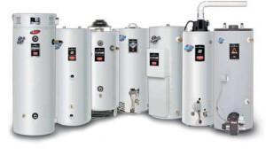 hvac installation - hot water heaters