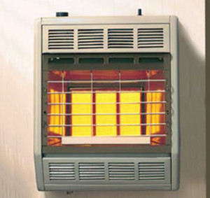 electronic space heater installation services