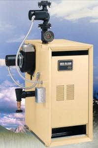 hvac installers - propane boiler